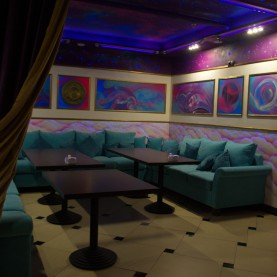 VIP комната караоке 3