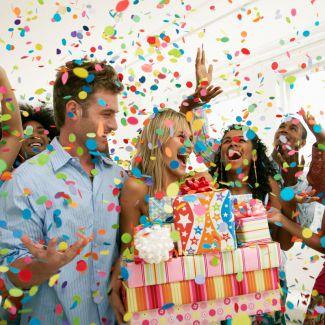 День рождения в Рояль