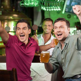 Смотрите Чемпионат Мира по футболу в баре «Рояль»!