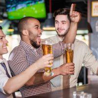 Ждём Вас сегодня в нашем баре для просмотра матчей