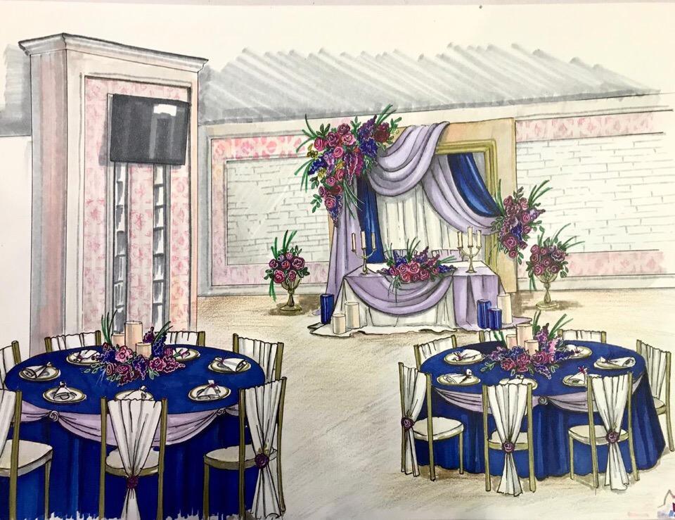 Свадьба в Рояль