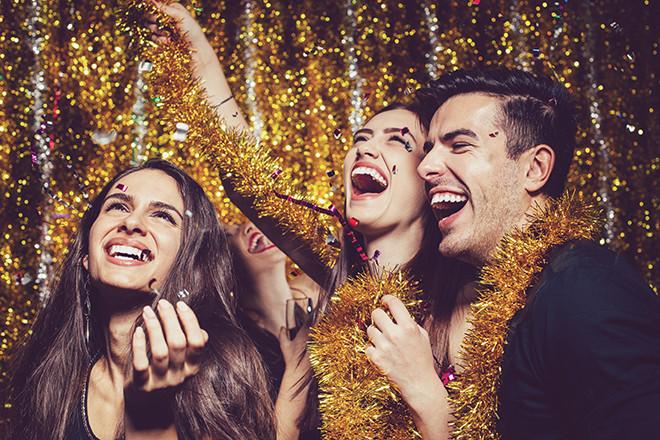 Новый год в караоке Рояль!