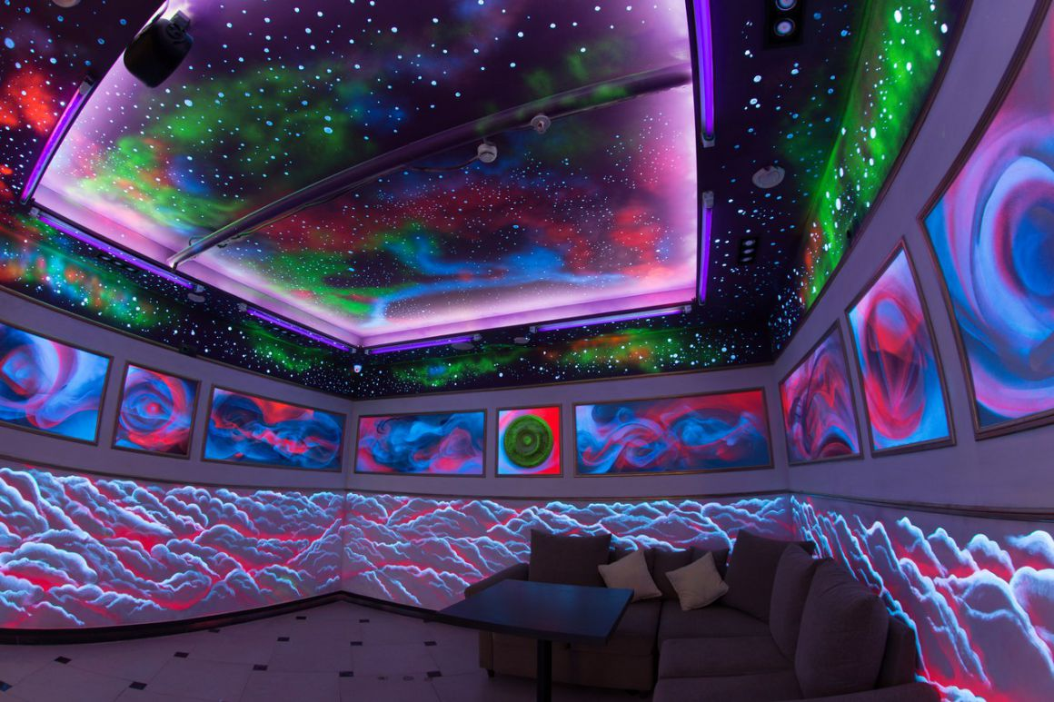 Игровая комната Рояль!