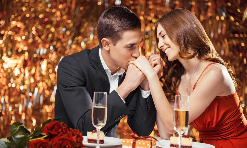 Романтический ужин в ресторане Рояль