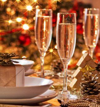 Новогодний корпоратив в ресторане «Рояль»!