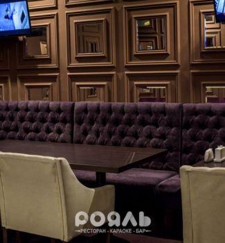 Добро пожаловать в VIP комнату караоке